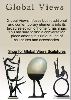 Global Views Sculptures