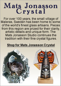 Mats Jonasson Crystal