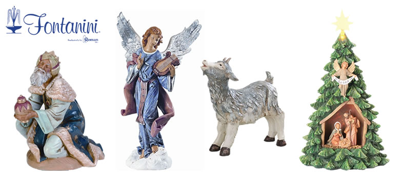 Fontanini Nativity Figures