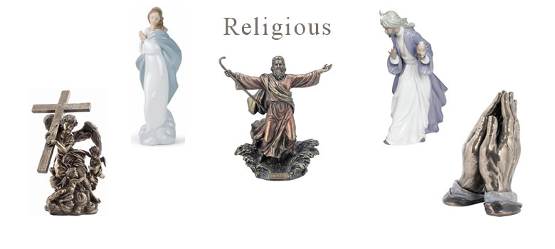 Religious Statues and Figurines