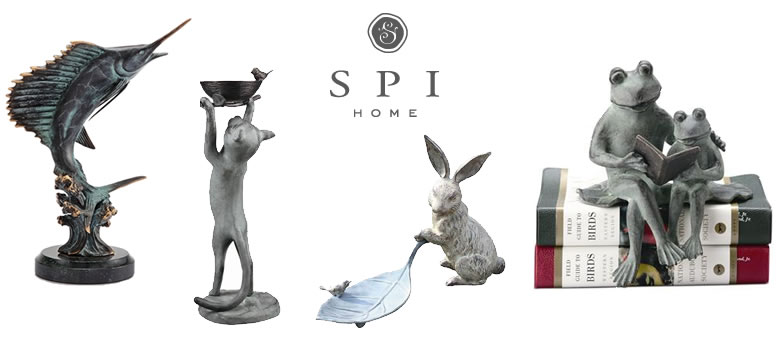 SPI-Home Statues and Decor