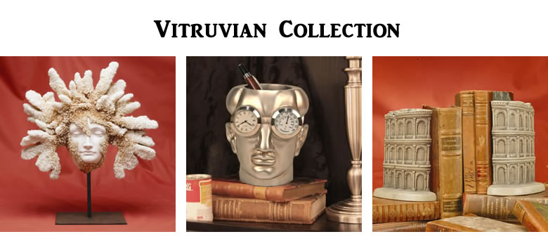 Vitruvian Collection Statues