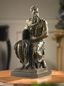 Moses Seated- Bronze Statue