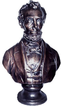 Abraham Lincoln Bust
