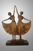Art Deco Dancers