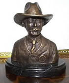Bust of a Sheriff