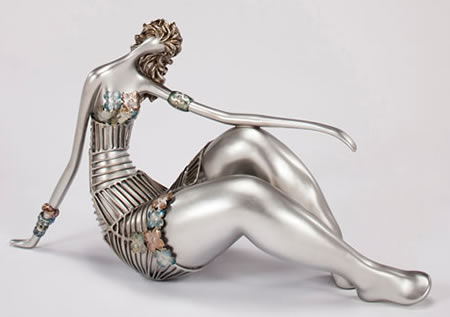 Gorgeous I, Modern Female Sculpture