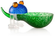 Frosch the Frog Bowl, Green- by Borowski