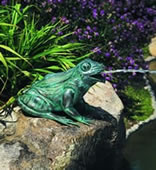 Happy Frog Fountain