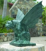 Gargoyle Statue- Medium
