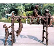 Play Time Kids on Jungle Gym- Bronze