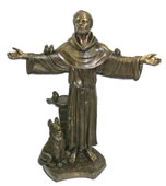 Saint Francis with Animals