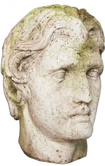 Alexander the Great Head
