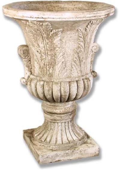 Acanthus Leaf Urn Fiberstone All Products Fs10201