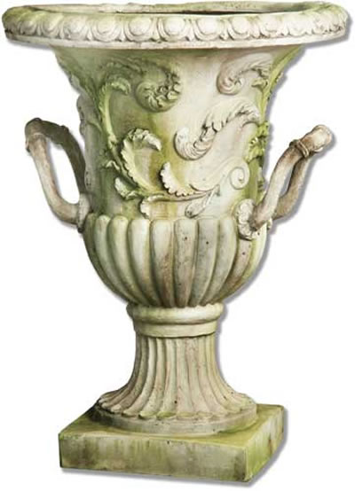 Handle Foyer Urn Fiberstone All Products Fs34067