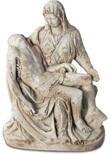 Garden Pieta Statue Fiberstone All Products Fs68574