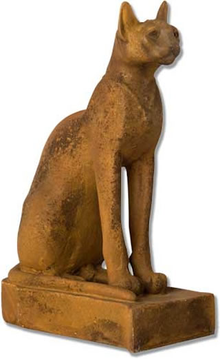 Egyptian Cat Statue Cat Sculptures Statues Fs69314