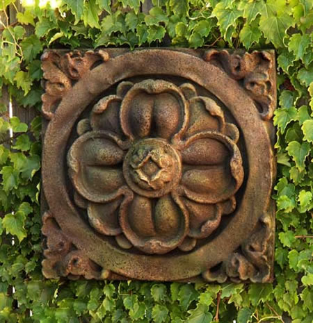 Clover Wall Plaque
