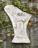 Broken Winged Angel Wall Plaque