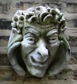 Sanguine of Oxford Wall Plaque