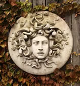 Medusa Wall Plaque