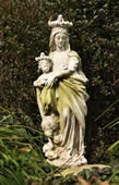 Queen and Child of Heaven
