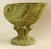 Aquatic Shell Bird Bath