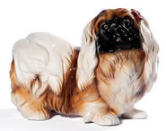 Pekingese Sculpture