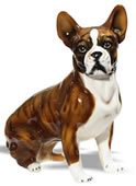 French Bulldog Sculpture