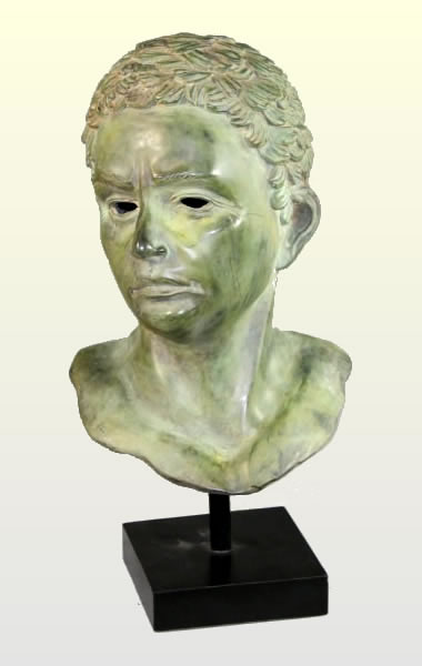 Aged Greek Male Bust