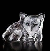 Fox Statue, Crystal