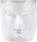 Electra Clear Crystal Whiskey Tumbler- Small