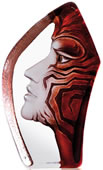 Amazona Red Mask