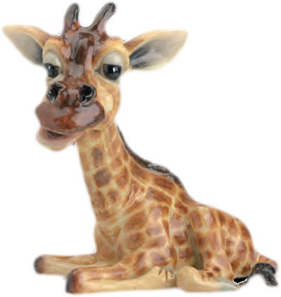 Gertrude the Giraffe