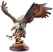 Liberty Eagle Sculpture
