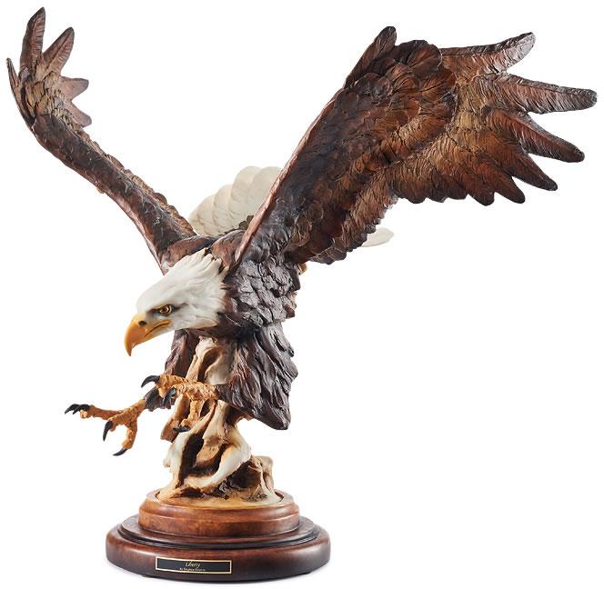 Liberty Eagle Sculpture Mill Creek Studios All Products