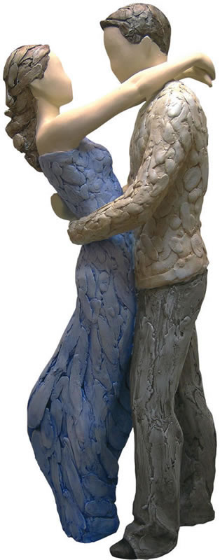 Love Always Couple Statue