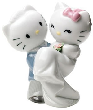 Hello Kitty Gets Married