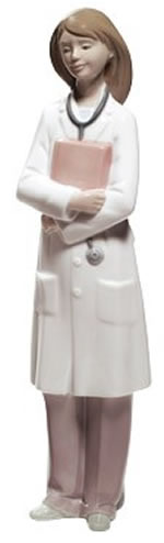 Doctor Figurine by NAO- Female