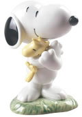 Snoopy Porcelain Figurine