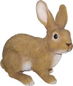 "Large Rabbit Statue- 12""L"