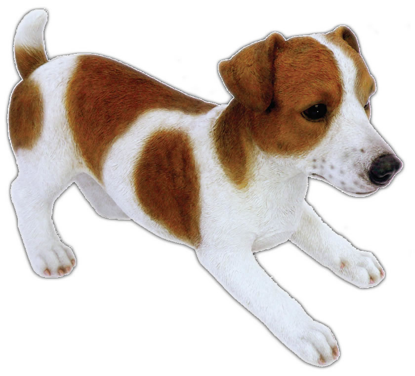 Jack Russell Terrier Statue 15 25 L Natures Gallery All Products Bc83312 Allsculptures Com