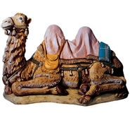 Fontanini Seated Camel Nativity Statue