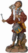 Fontanini Jareth The Drummer Boy Nativity Statue