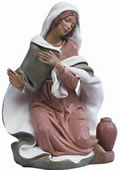 Fontanini Mary Nativity Statue- 18 Inch Scale