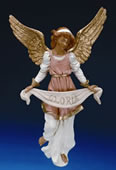 Fontanini Gloria Angel Nativity Statue- 18 Inch Scale