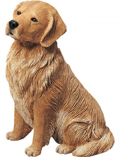 Golden Retriever Dog Statue By Sandicast Sandicast All