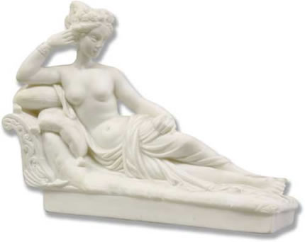 Paulina Borghese Reclining- Medium