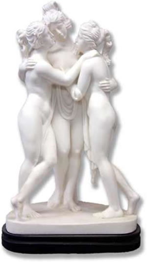 Three Graces- Medium