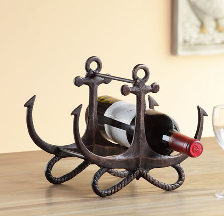 Anchor Wine Bottle Holder